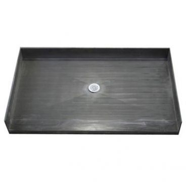 48 inch Tile Ready Accessible Shower Pan