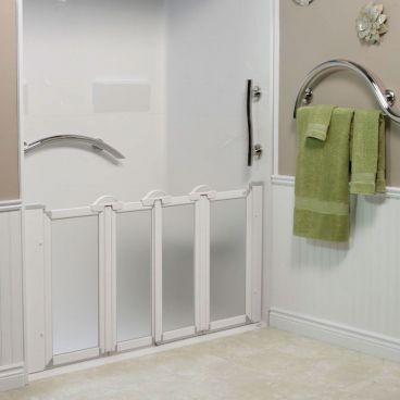 Freedom Caregiver Shower Door