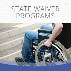 state waiver programs