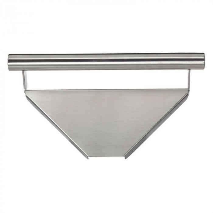 Freedom Corner Shelf with Integrated Grab Bar Satin