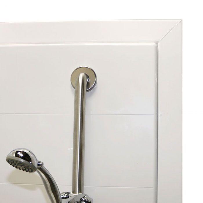 flange trim kit for fiberglass showers