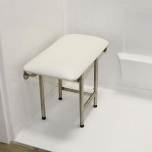 seat in shower