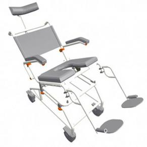 Roll in Shower Buddy Chair with Tilt