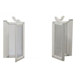 ADA shower doors
