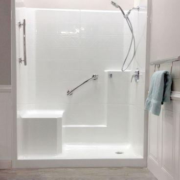 easy step shower